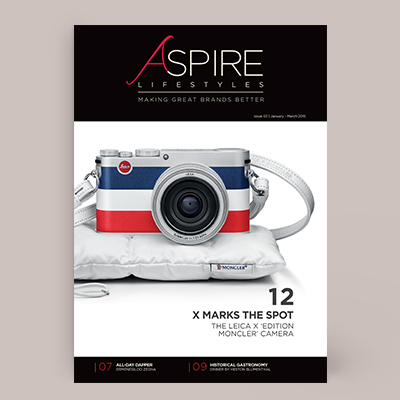 Aspire Lifestyles Magazine