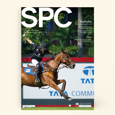 Singapore Polo Club Newsletter